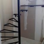 fabrication escalier metal ferronnerie durand hyeres var