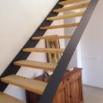 escalier-bois-metal-ferronnerie-durand-hyères-var