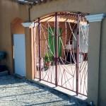 grille-fer-forgé-portillon-ferronnerie-durand-hyères-var
