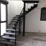 escalier metal ferronnerie durand à Hyères Var