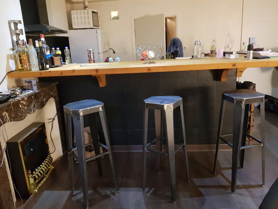 tabouret-bar